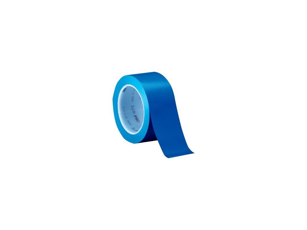 3mtm vinyl tape 471 blue