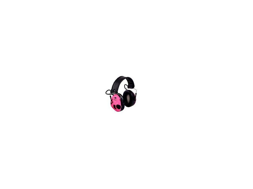 3m peltor sporttac hunting mt16h210f 478 re pink