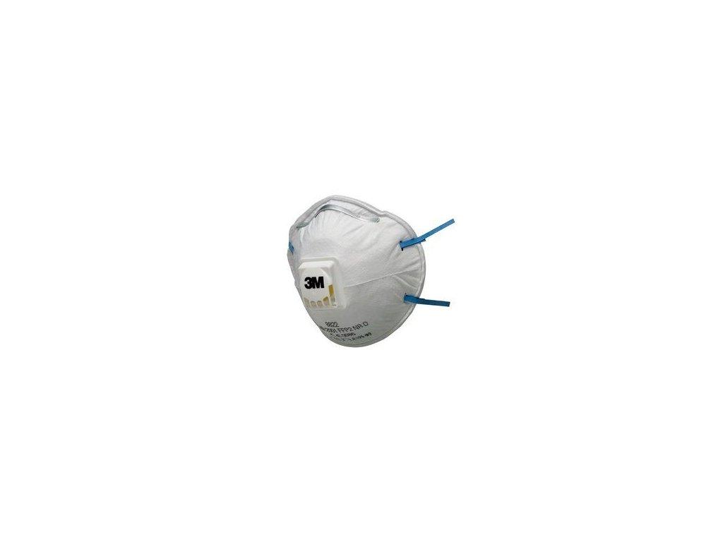 3m 8822 particulate respirator