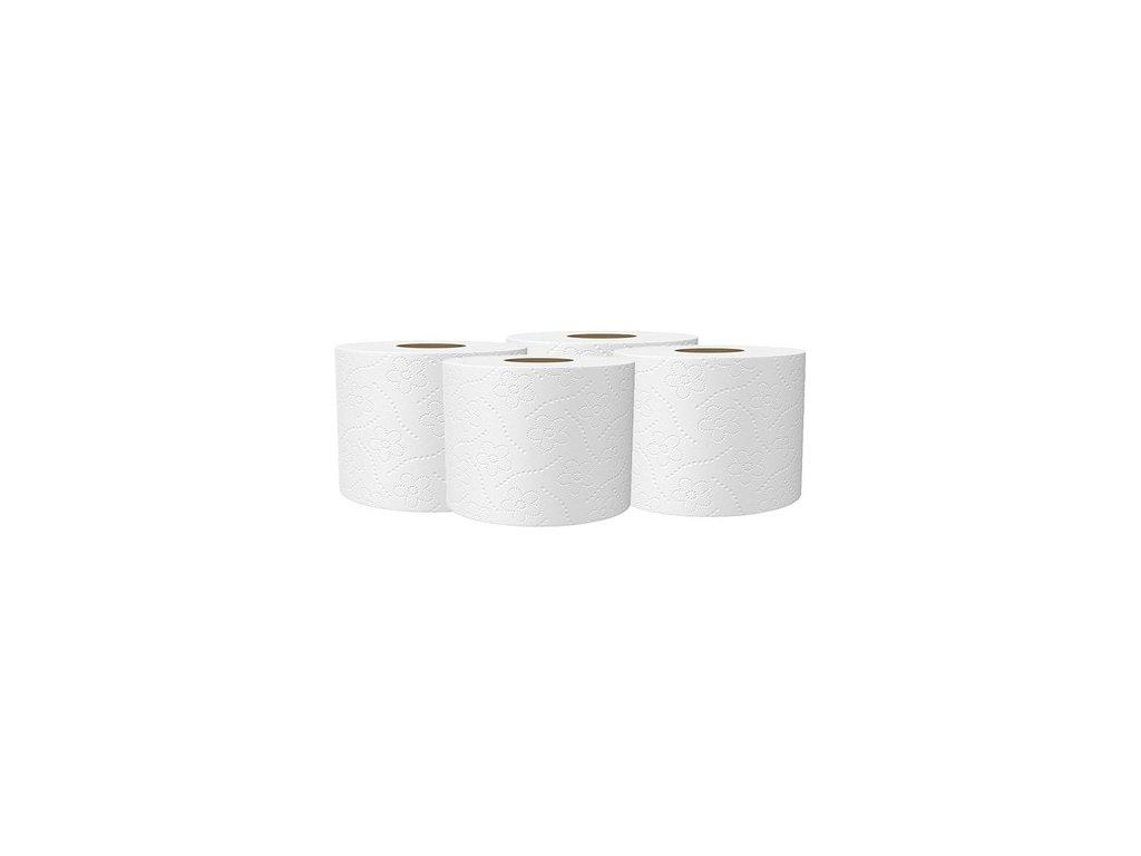 Toaletní papír PREMIUM HARMONY, 3-vrstvý, 4ks