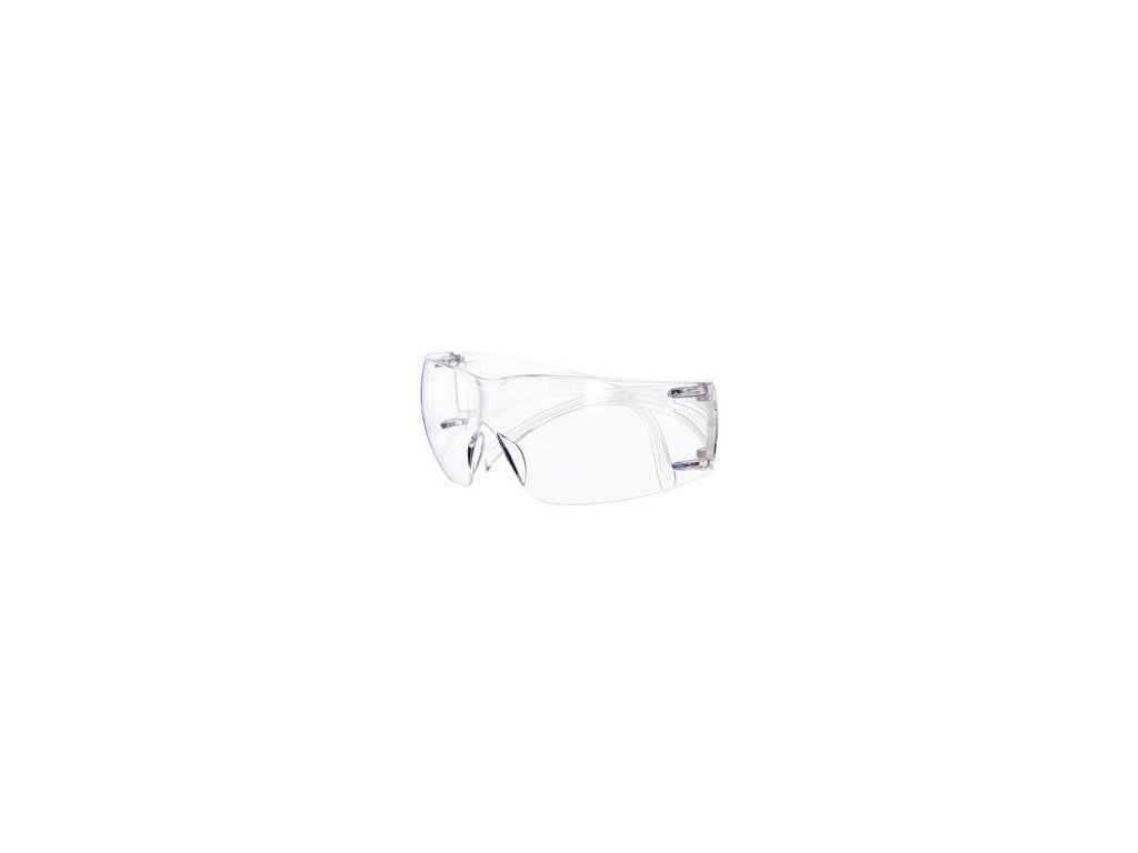 3m securefit safety spectacles as clear sf201as clop