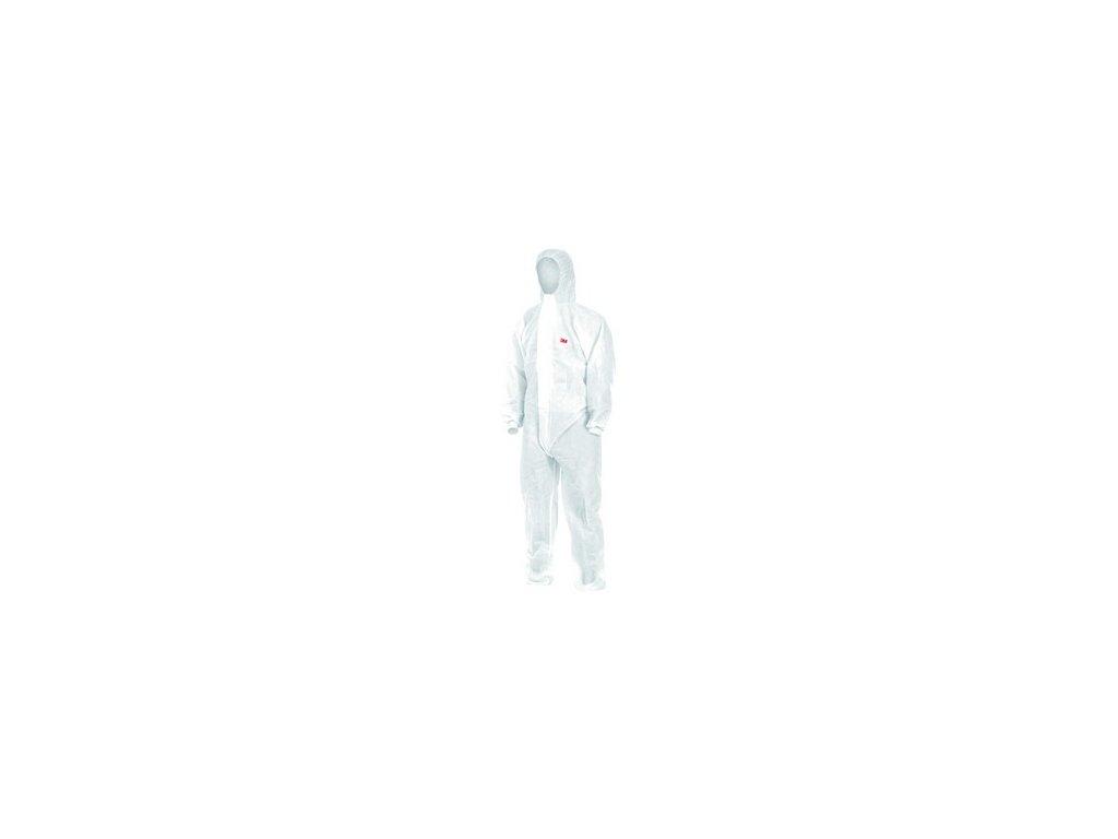 Jednorázový oblek 3M 4520, bílý