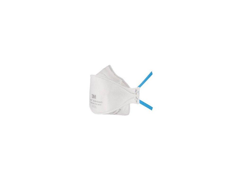 3m aura particulate respirator 9322gen3
