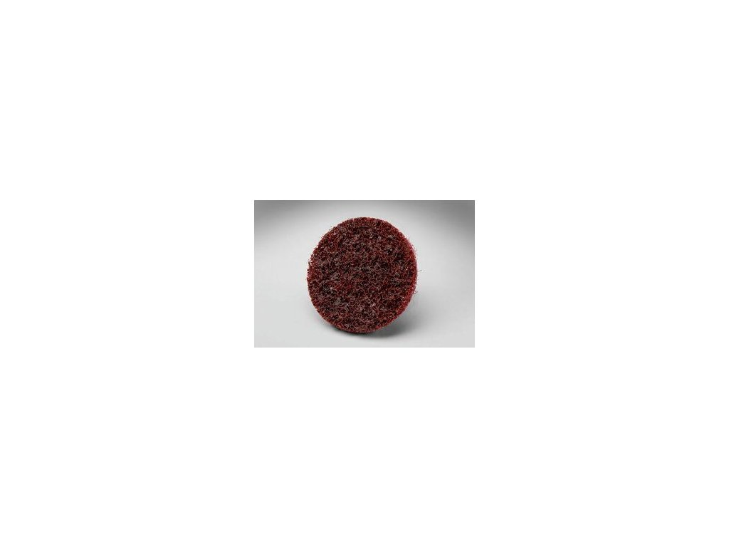 scotch britetm roloctm tr surface conditioning disc 1 2inmed