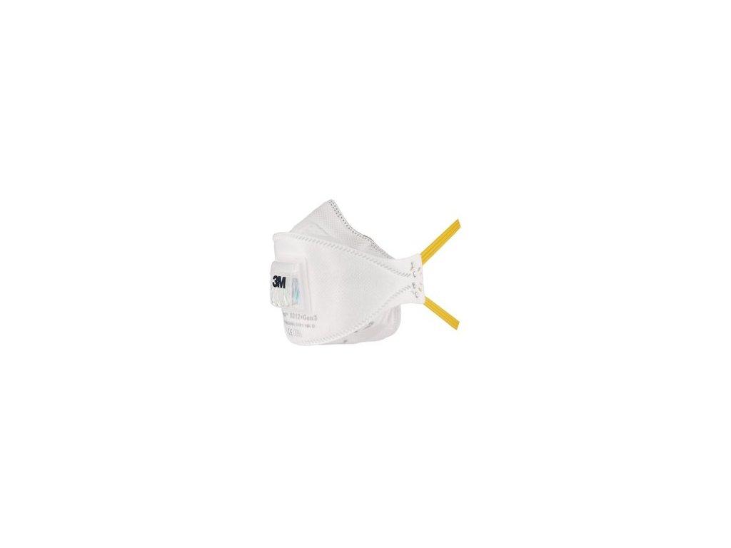 3m aura particulate respirator 9312gen3