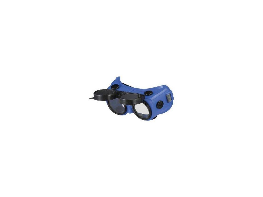 Svářečské brýle OKULA B-V 24 SVAR, tmavost č. 5