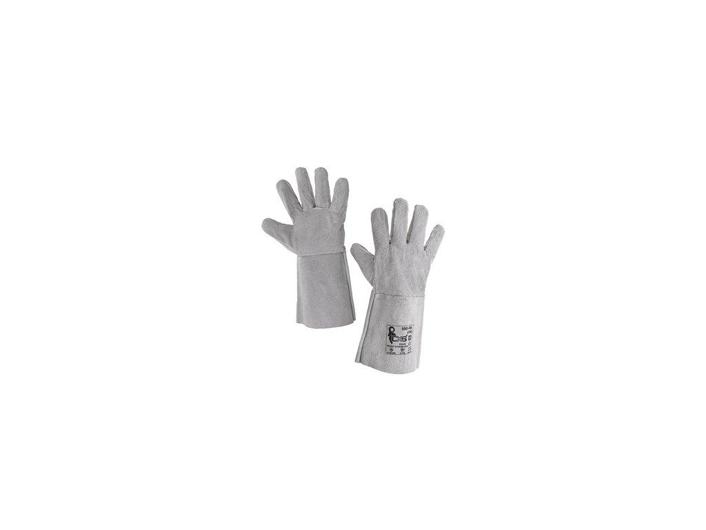 Svářecí rukavice SYRO, vel. 11