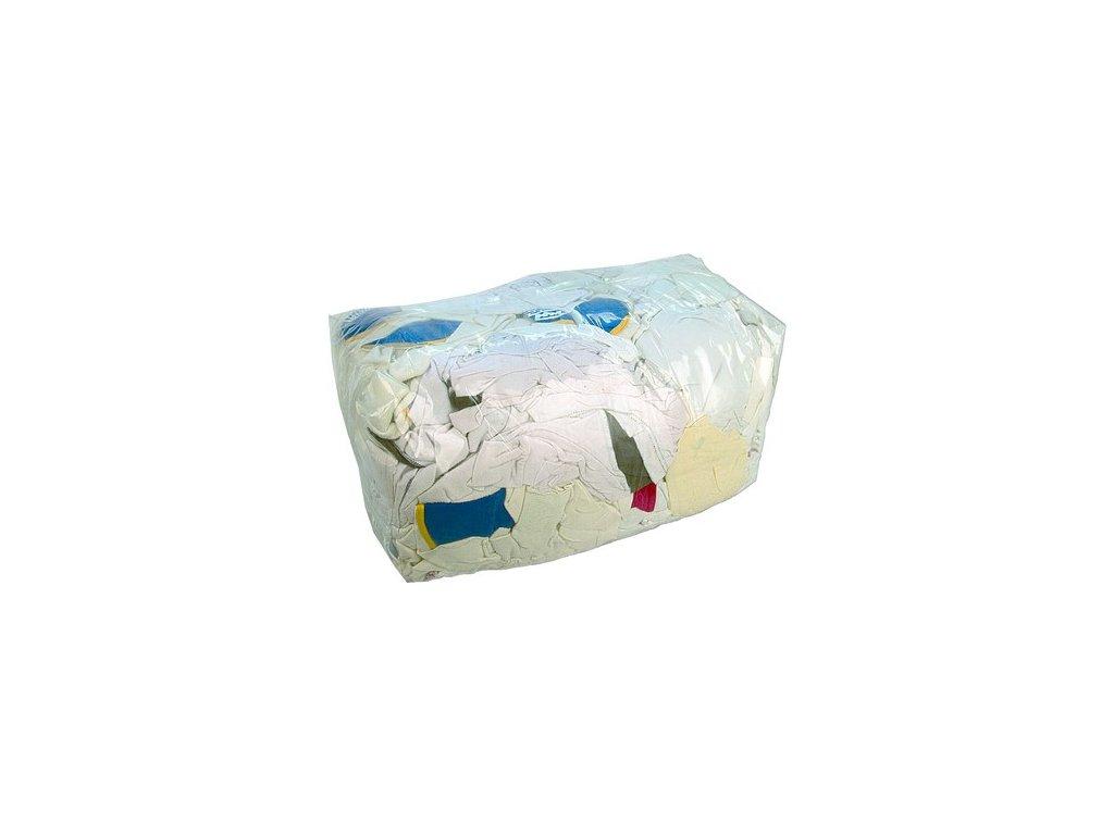 Lisovaný textil, světlý, 10kg