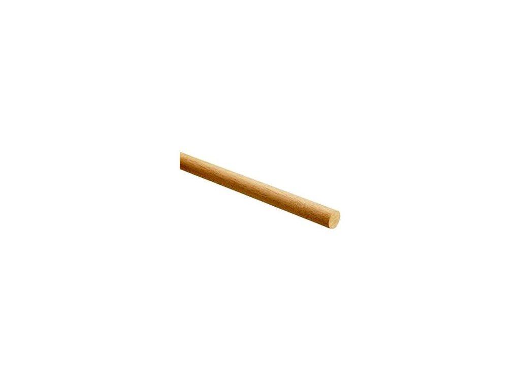 Dřevěná hůl, 180 cm