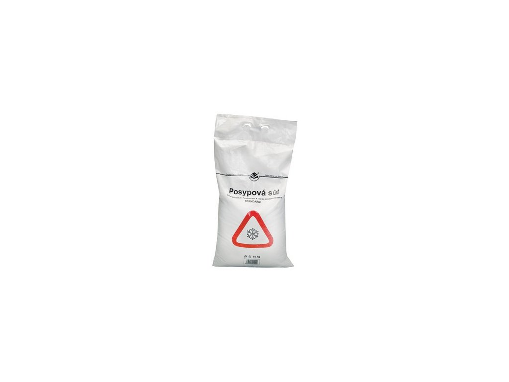Posypová sůl, 10 kg