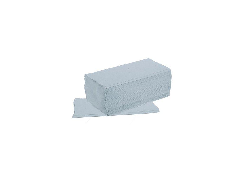Papírové ručníky ZIK-ZAK, šedé