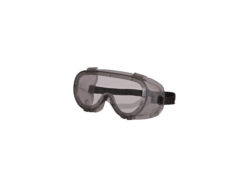 Ochranné brýle CXS VENTI, uzavřené, čirý zorník