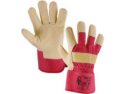 Kombinované rukavice BUDY, vel. 11