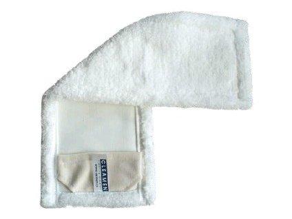 Mop, kapsový, mikrovlákno, 40 cm