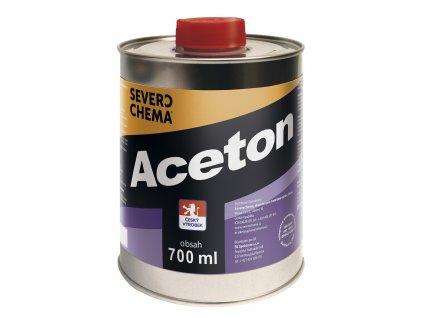 aceton 700ml RGB