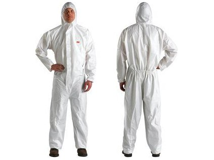 3m protective coverall 4510 product shot