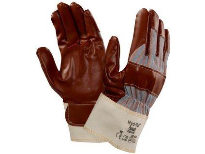 Kombinované rukavice ANSELL HYD TUF GUNN CUT