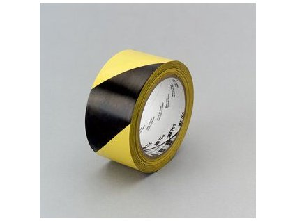 3mtm 766 black yellow gp vinyl tape