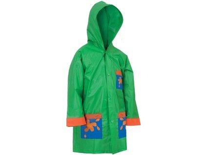 Dětská pláštěnka FROGY, zelená