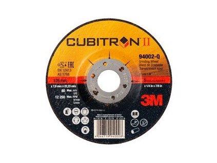 3m cubitron depressed centre grinding wheel