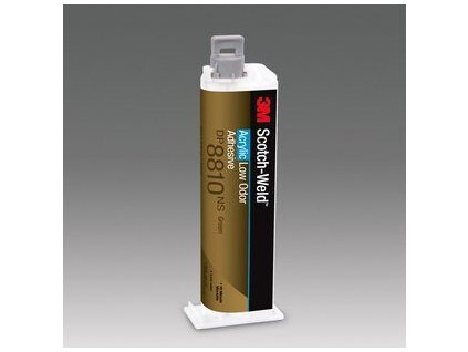 3m scotch weld low odor acrylic adhesive dp8810ns
