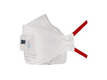 3m aura particulate respirator 9332gen3
