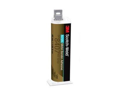 3m scotch weld metal bonder acrylic adhesive dp8407ns