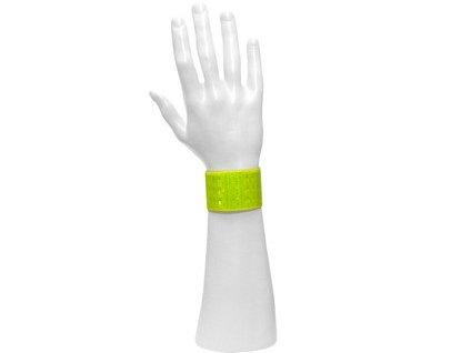 Reflexní pásek, žlutý
