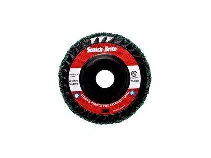 scotch brite clean and strip xt pro extra cut disc type 27 00638060210321 2