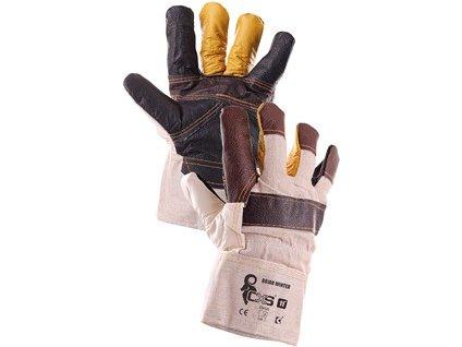 Kombinované zimní rukavice BOJAR WINTER, vel. 11