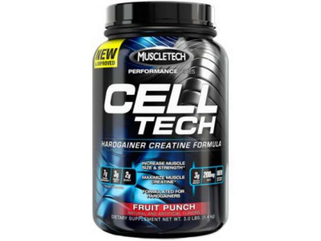 CELL-TECH Performance™1,36 kg - MUSCLETECH