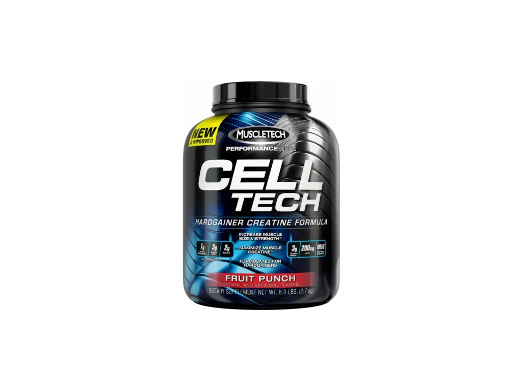 CELL-TECH Performance™2,72 kg - MUSCLETECH