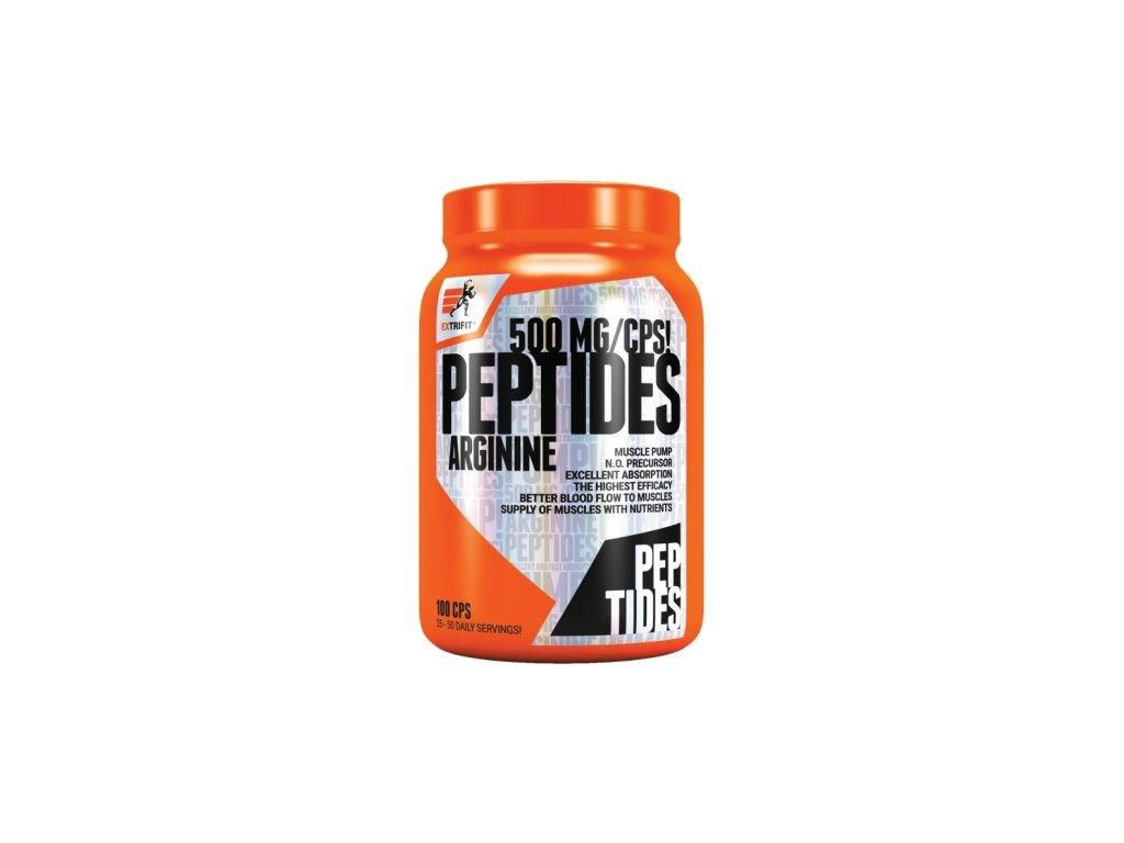 extrifit peptides arginine 100 kapsli
