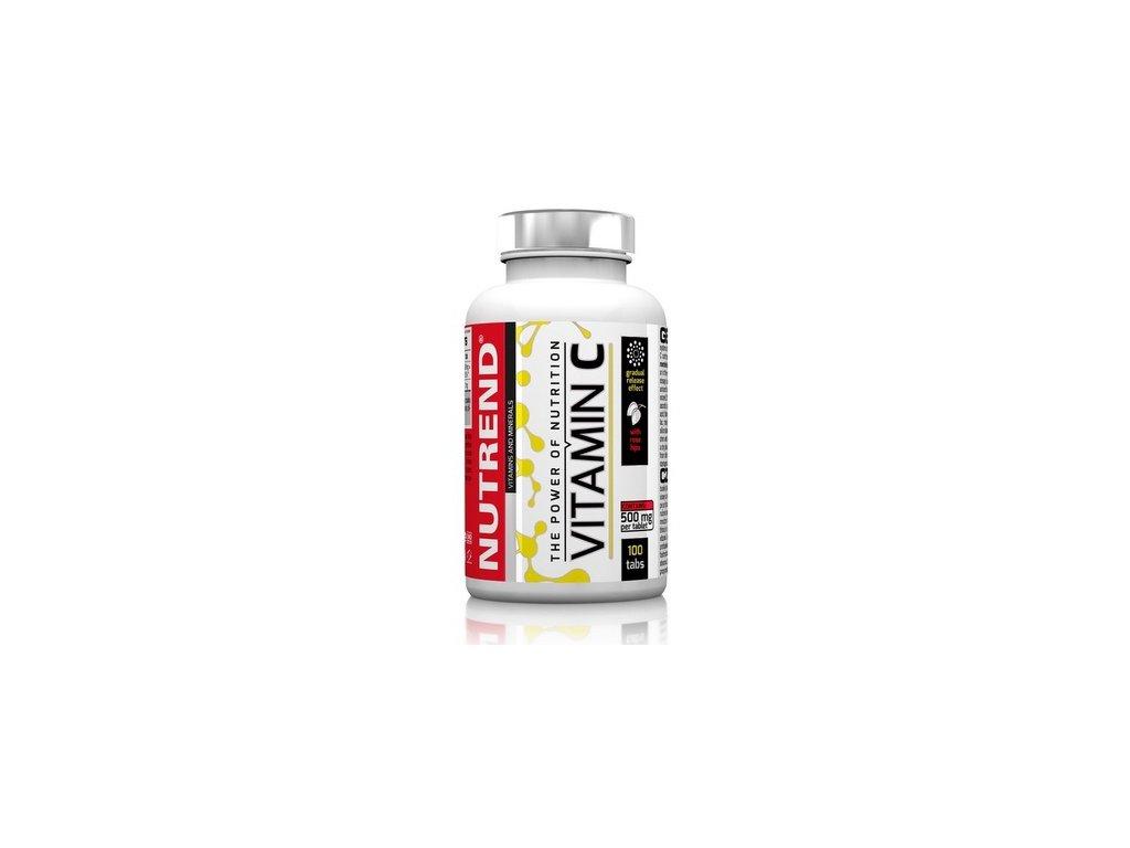 nutrend vitamin c se sipky 100 tablet original