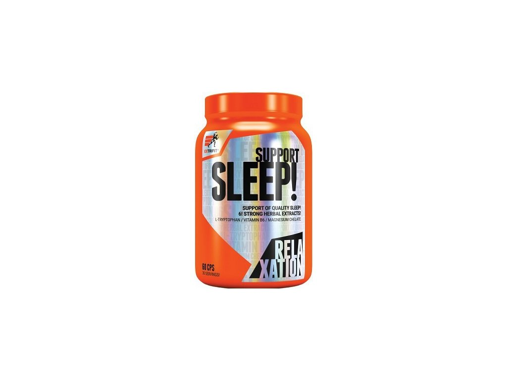 extrifit sleep 60 kapsli original