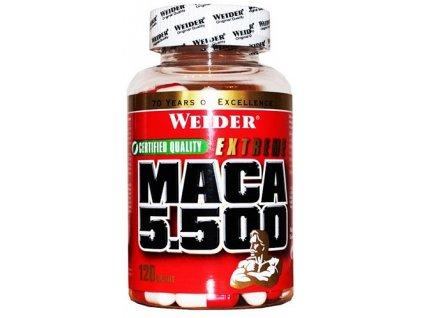 860(1) weider maca 5500 120 kapsli