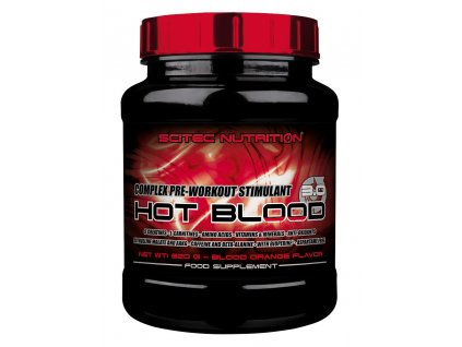 scitec hot blood 3 0 35257200