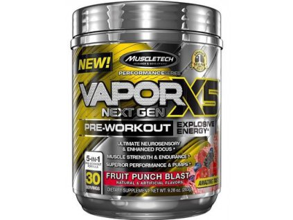 muscletech vapor x5 next gen pre workout 232 g original