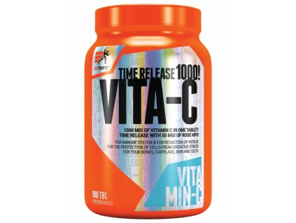 Vita C 1000 mg Time Release 100tbl