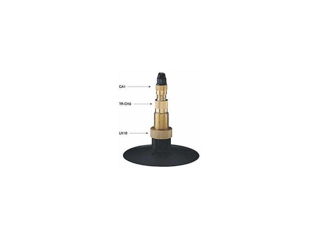 DS 10 - 15 (10.0/75 - 15.3) TR218A rovný
