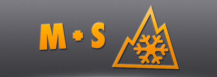 M+S Alpin Symbol