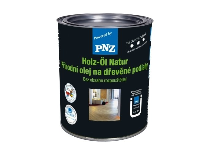 PNZ Přírodní olej na dřevěné podlahy 5l