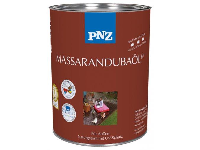 PNZ Olej Massaranduba 10 L
