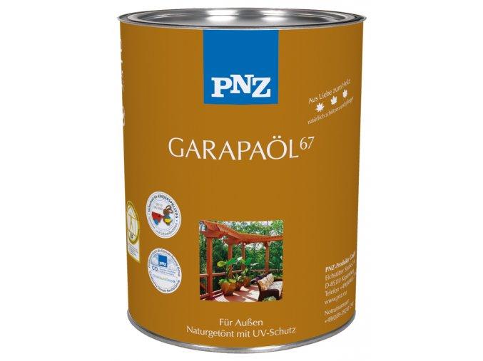 PNZ Olej Garapa 0,75 L