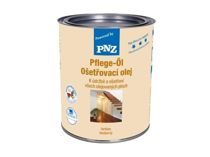 PNZ Ošetřovací olej 0,75l