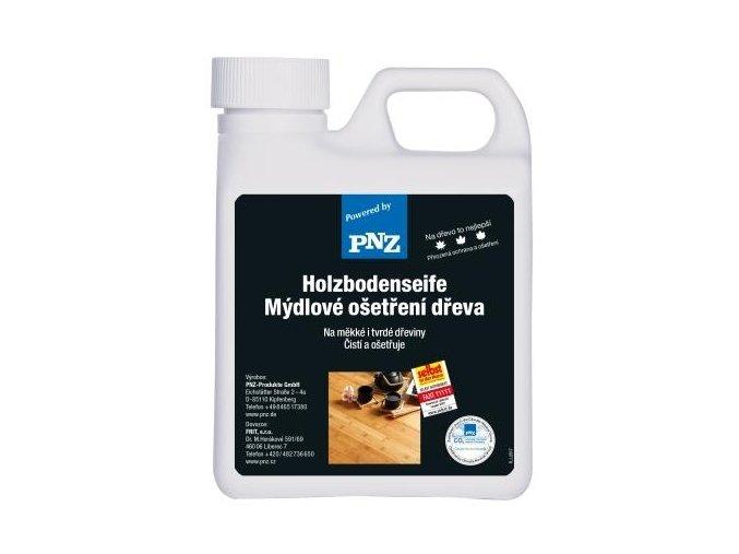 PNZ Mýdlové ošetření dřeva 10l