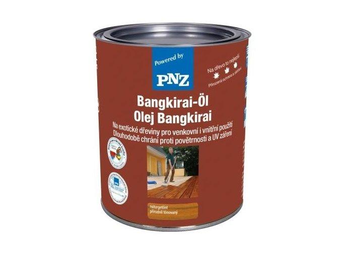 PNZ Olej bangkirai 2,5 L