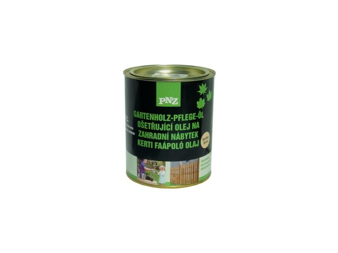 PNZ Ošetřující olej na zahradní nábytek 2,5l