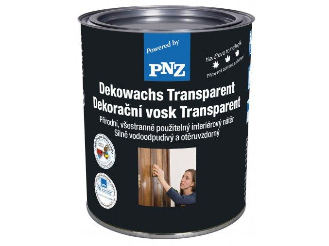 Dekowachs Transparent 750