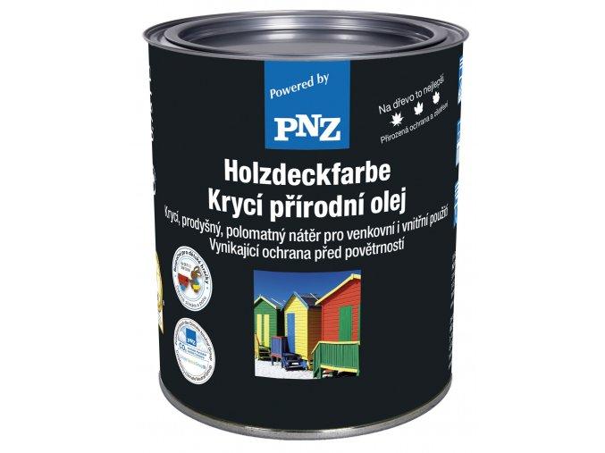 Holzdeckfarbe 750